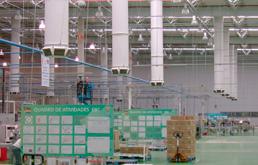 Classificação dos sistemas de ventilação